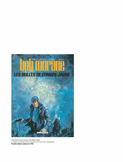 BOB MORANE NOUVELLE VERSION #9: INTEGRALE