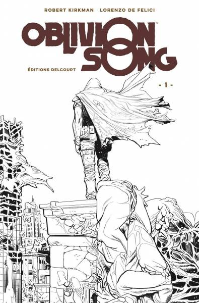 OBLIVION SONG #1: EDITION COLLECTOR N&B