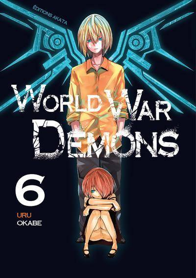 WORLD WAR DEMONS #6