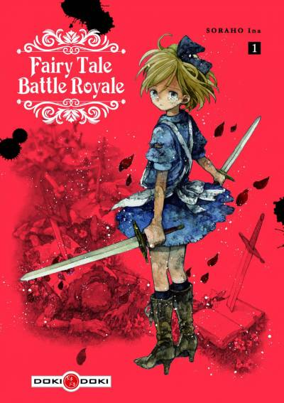 FAIRY TALE BATTLE ROYALE #1