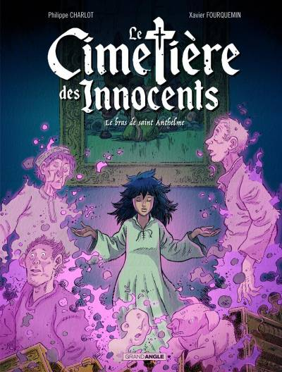CIMETIERE DES INNOCENTS #2