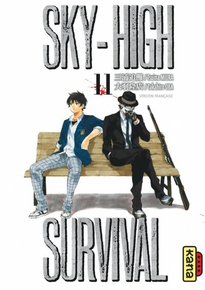SKY-HIGH SURVIVAL #11
