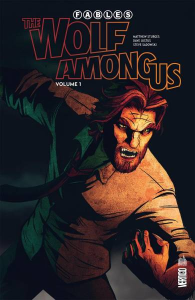 FABLES –  THE WOLF AMONG US #1