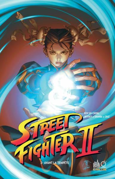 STREET FIGHTER II #2