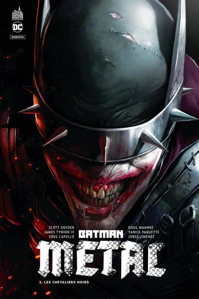 BATMAN METAL #2