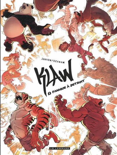 KLAW #9: PANIQUE A DETROIT