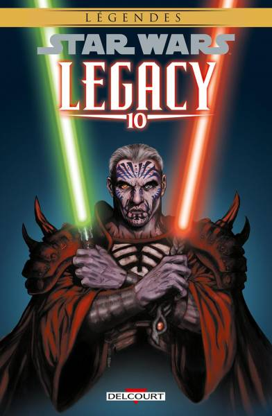 STAR WARS – LEGACY #10: NED