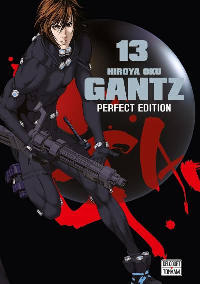 GANTZ #13: PERFECT EDITION