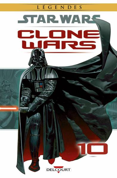 STAR WARS – CLONE WARS #10: NED