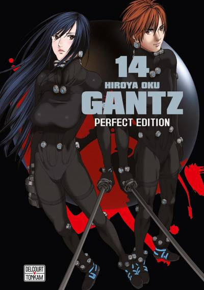 GANTZ #14: PERFECT EDITION