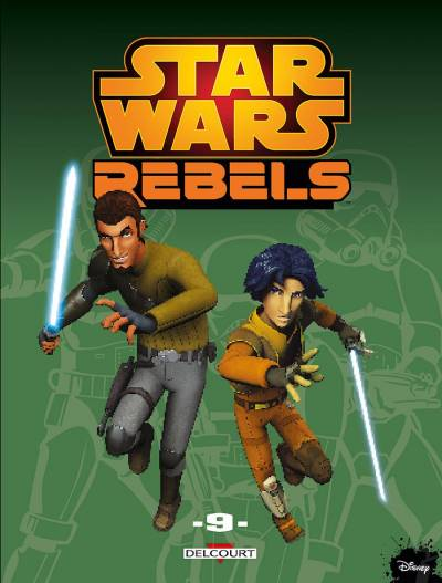 STAR WARS – REBELS #9