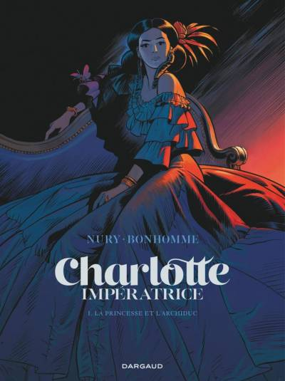 CHARLOTTE IMPERATRICE #1
