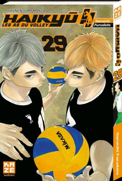 HAIKYU!! LES AS DU VOLLEY #29