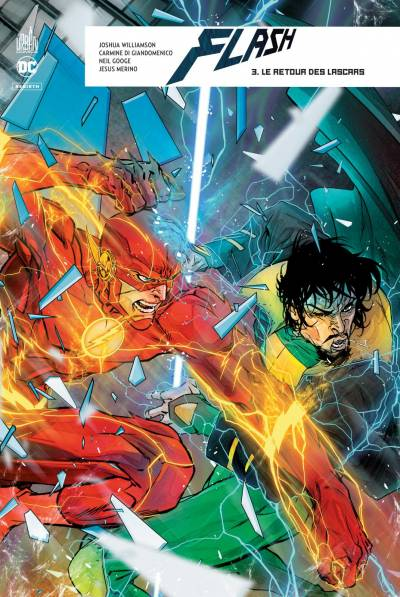 FLASH REBIRTH #3