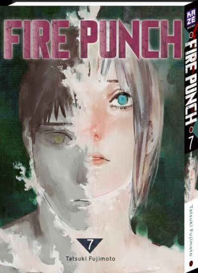 FIRE PUNCH #7