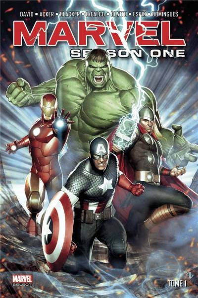MARVEL – SEASON ONE #1