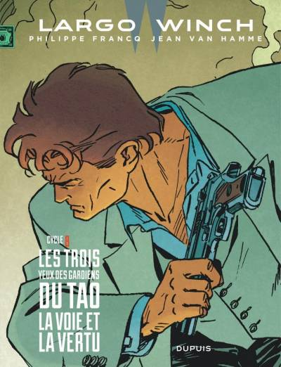 LARGO WINCH #8: DIPTYQUES (TOMES 15 & 16)