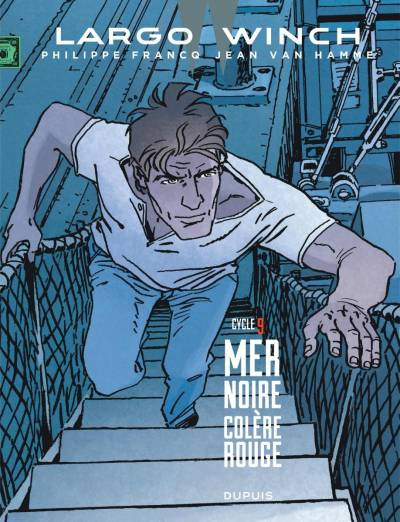 LARGO WINCH #9: DIPTYQUES (TOMES 17 & 18)