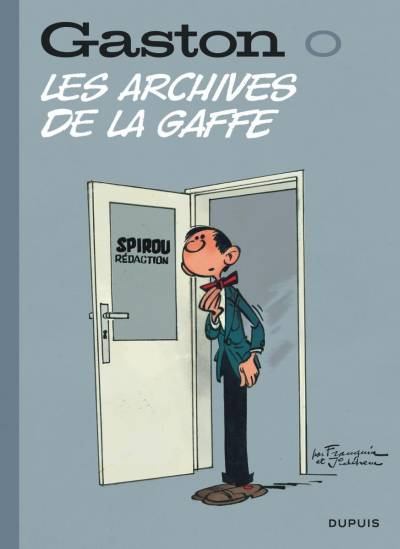 GASTON (EDITION 2018): LES ARCHIVES DE LA GAFFE