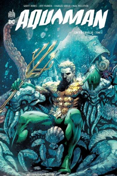 AQUAMAN #2: INTEGRALE