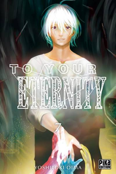 TO YOUR ETERNITY #7