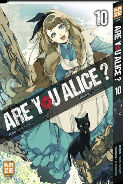 ARE YOU ALICE ? #10