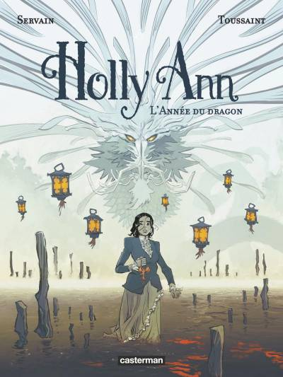 HOLLY ANN #4: L'ANNEE DU DRAGON