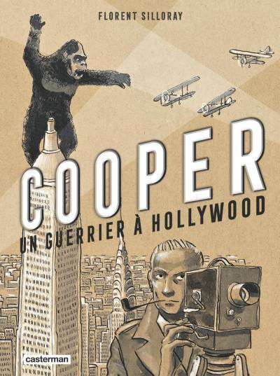 COOPER, UN GUERRIER A HOLLYWOOD