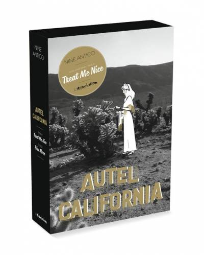 AUTEL CALIFORNIA: COFFRET