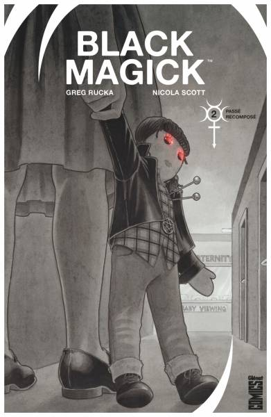 BLACK MAGICK #2