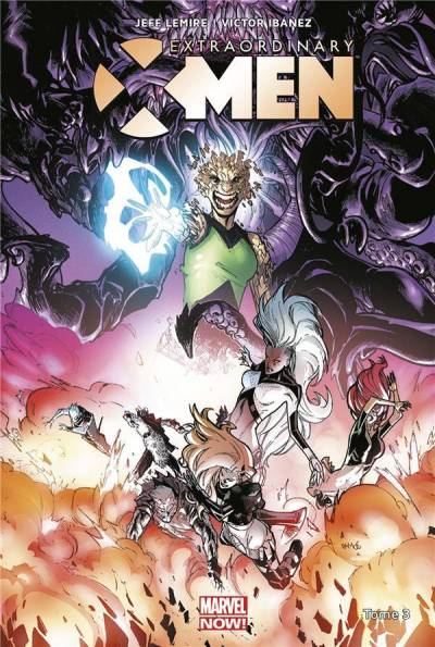 EXTRAORDINARY X-MEN #3: ROYAUMES DECHUS