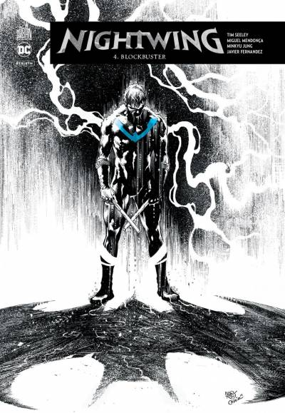 NIGHTWING REBIRTH #4