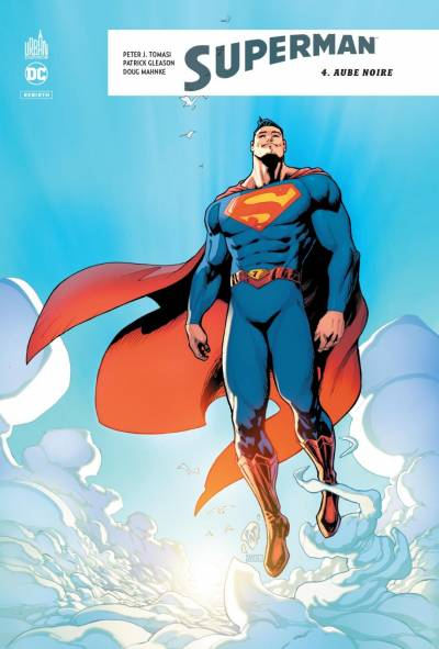 SUPERMAN REBIRTH #4
