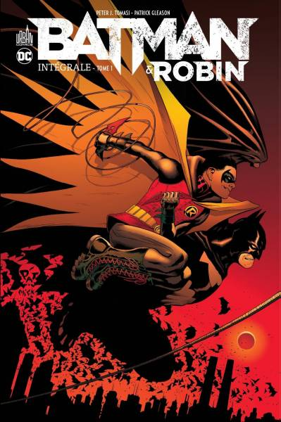 BATMAN & ROBIN #1: INTEGRALE