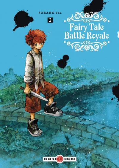 FAIRY TALE BATTLE ROYALE #2
