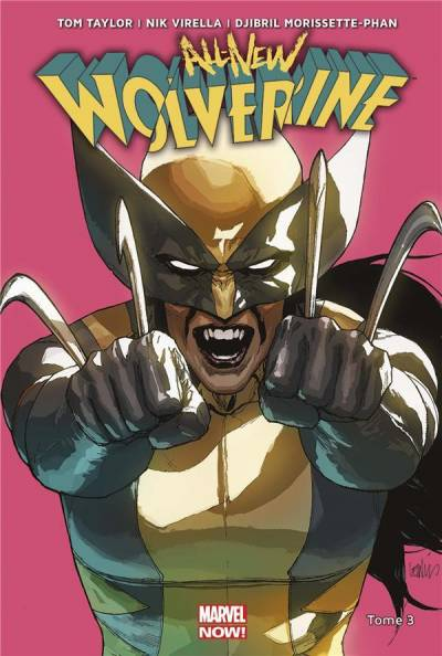 ALL NEW WOLVERINE #3