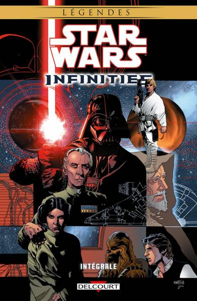 STAR WARS – INFINITIES: INTEGRALE