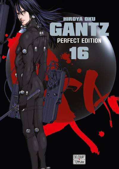 GANTZ #16: PERFECT EDITION