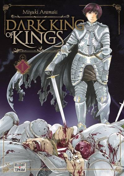 DARK KING OF KINGS #1