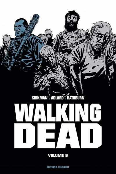 WALKING DEAD #9: EDITION PRESTIGE