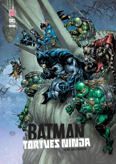 BATMAN & LES TORTUES NINJA #2