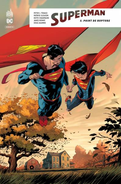 SUPERMAN REBIRTH #5