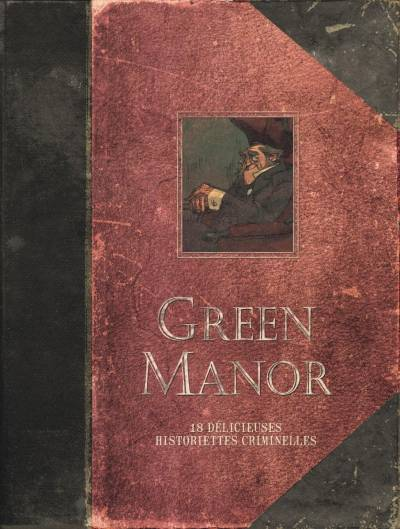 GREEN MANOR #1: INTEGRALE