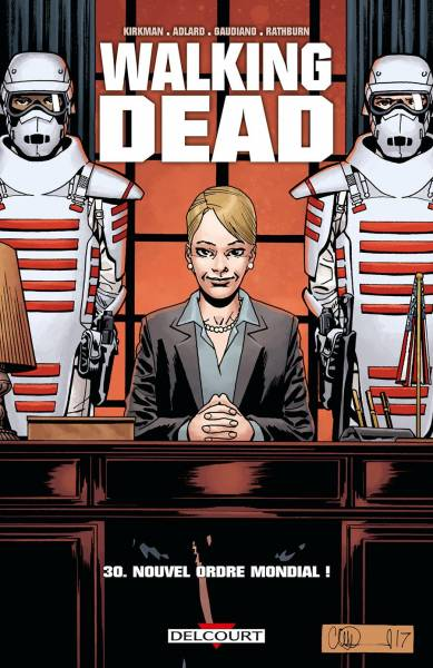 WALKING DEAD #30: NOUVEL ORDRE MONDIAL