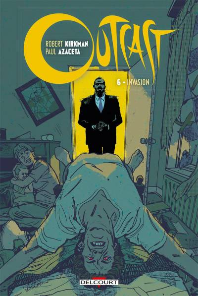 OUTCAST #6: INVASION