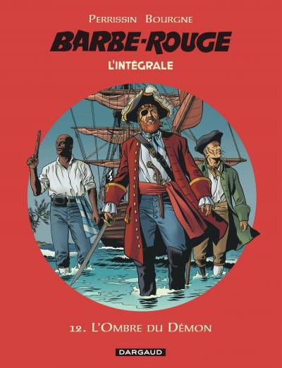 BARBE-ROUGE #12: INTEGRALE