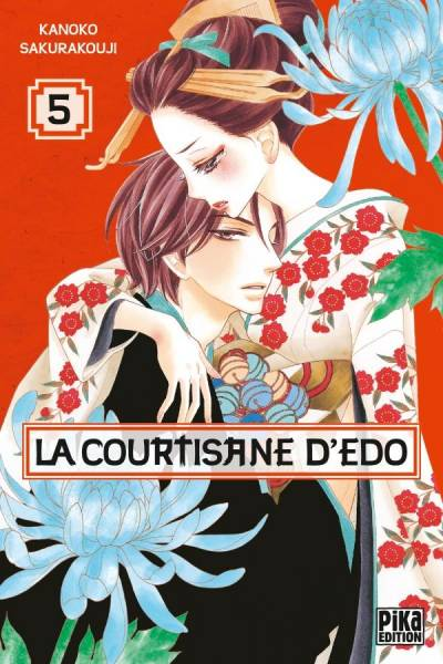 LA COURTISANE D'EDO #5