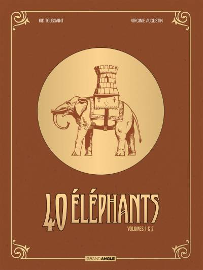 40 ELEPHANTS: ECRIN VOLUME 1 – VOLUME 2