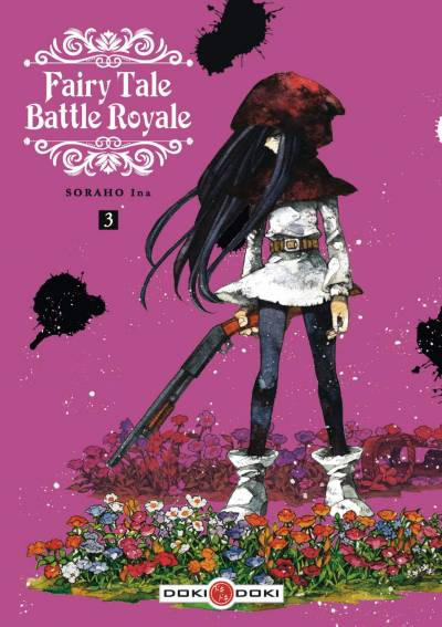 FAIRY TALE BATTLE ROYALE #3