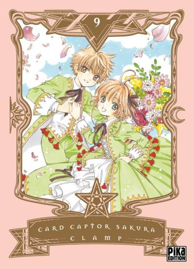 CARD CAPTOR SAKURA #9